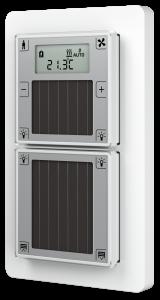 Thermomètre connecté autonome solems